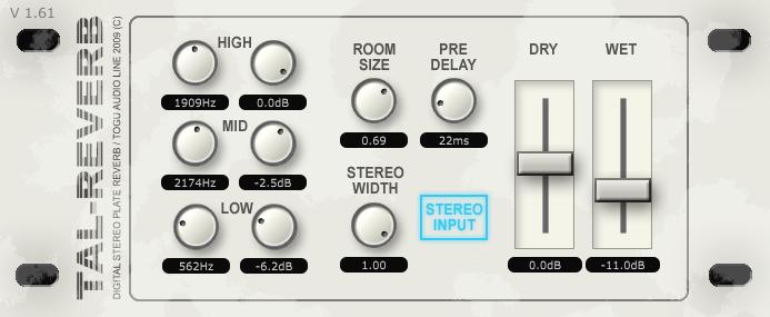 DISTRHO - Cross-Platform Audio Plugins